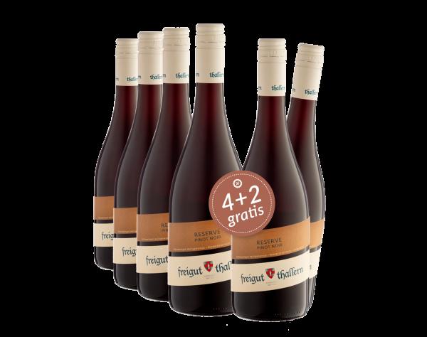 AKTION Pinot Noir Reserve 2013 4+2
